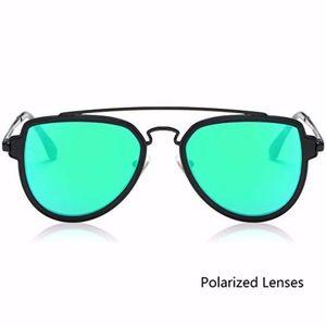 SOJOS Fashion Polarized Aviator Sunglasses